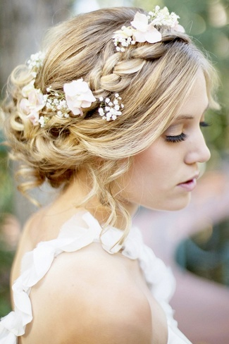 Bridal Hair Wedding Upstyles Updos