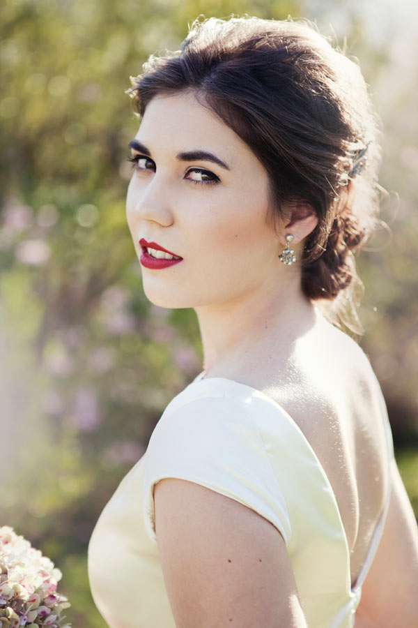 10 Tips for 1920s Bridal Hair & Make Up Look