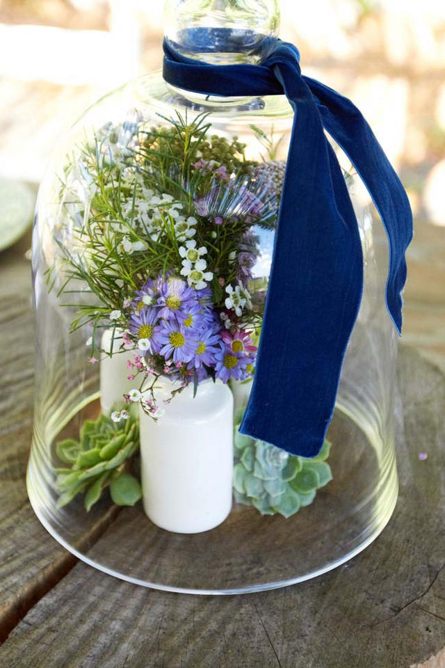 Emejing Navy Blue Wedding Centerpieces Contemporary Styles Ideas