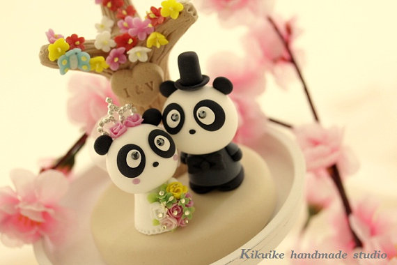 30 Wedding Cake Toppers Design Ideas To Inspire