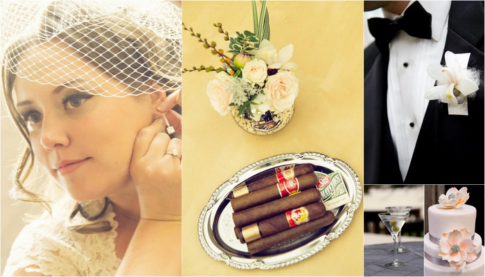 1950s Wedding Ideas and Inspiration
