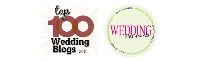 Confetti Daydreams Top 100 Wedding Blog