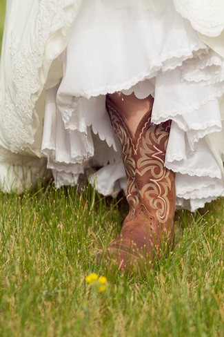 DIY Colorado Rocky Mountain Ranch Rustic Wedding