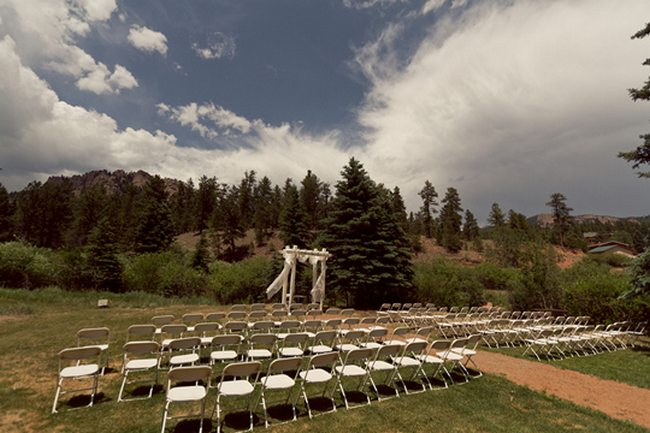 DIY Colorado Rocky Mountain Ranch Rustic Wedding