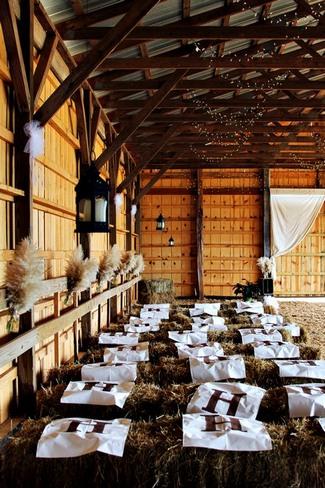 Country Style Barn Wedding - South Carolina {Real Bride}