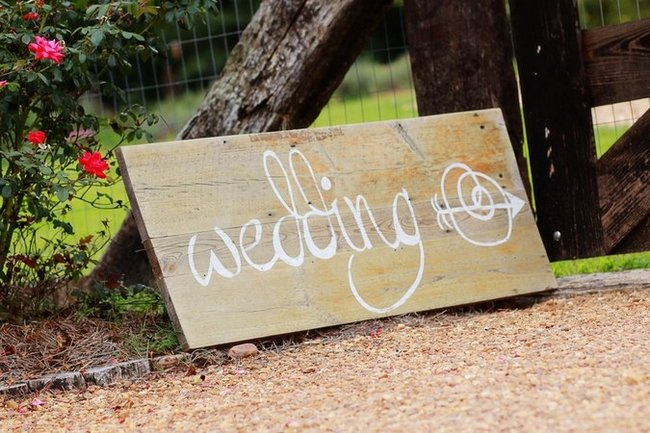 Rustic Outdoors Southside Wedding