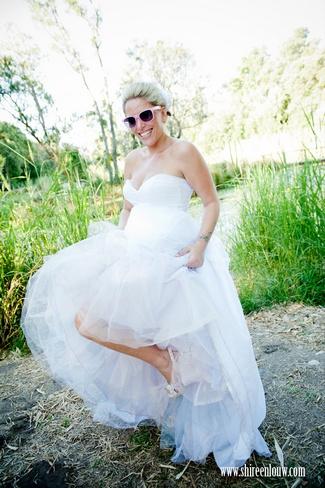Outdoor Picnic Garden Wedding Franschhoek {Real Bride}