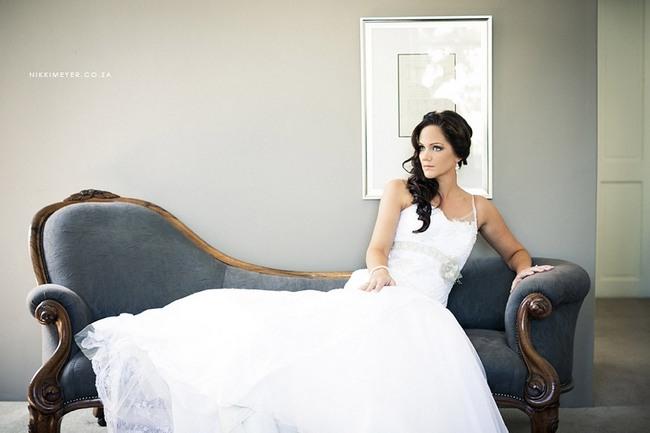 Pretty in Pastels - Kleinevalleij {Real Wedding}