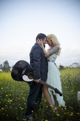 Rocking the Country {Engagement Shoot}
