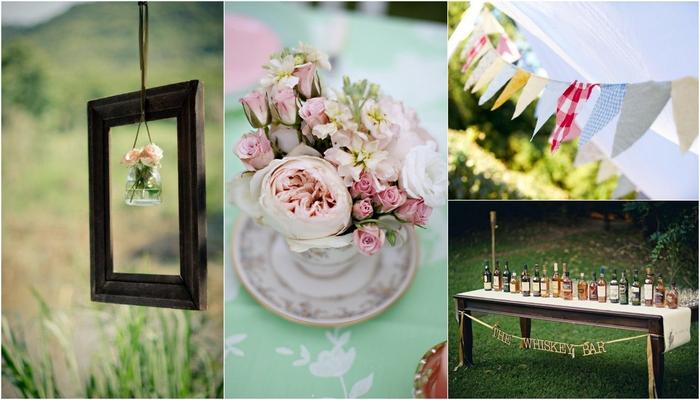 Vintage Wedding Decorations.5 Fab Vintage Wedding Decor Style Tips