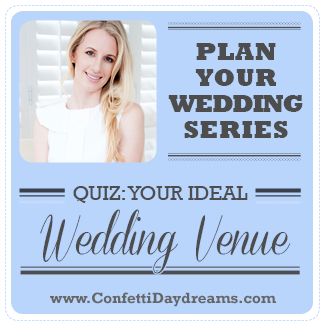 Quiz Discover Your Wedding Venue Style - Ft. Nicolette Weddings