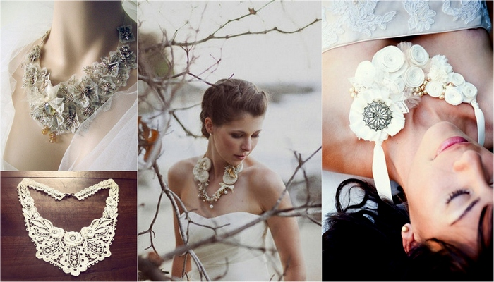Trendy Tuesday: Breathtaking Bridal Bibs