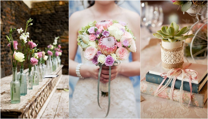 Vintage Romance Wedding at Nooitgedacht Estate {Real Wedding}