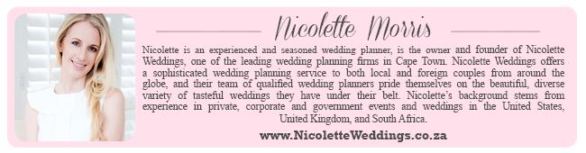 {Wedding Expert} Nicolette Weddings