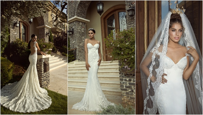 Backless Wedding Gowns: Galia Lahav 2013 Empress Wedding Collection