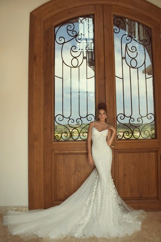 Galia Lahav 2013 Empress Wedding Dress Collection - Zoe