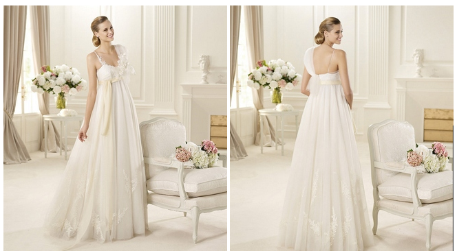 18 One Shoulder Wedding Dresses and Gowns