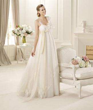 One Shoulder Wedding Dresses