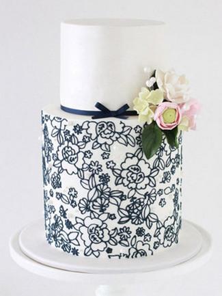 8 Diy Vintage Cake Accessory Ideas