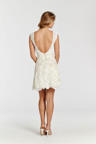 Short Wedding Dresses (5)