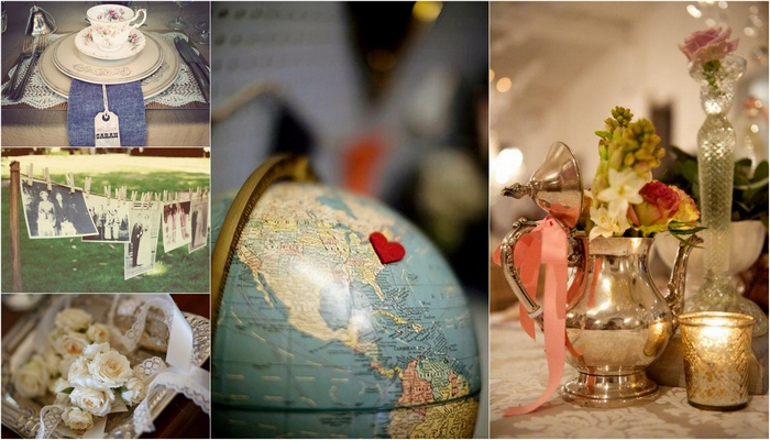 11 Vintage Wedding Decor Styling Ideas