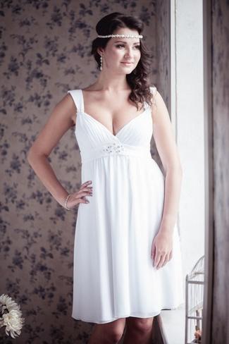 Sundress Wedding Dress | 25 Beach Wedding Gowns