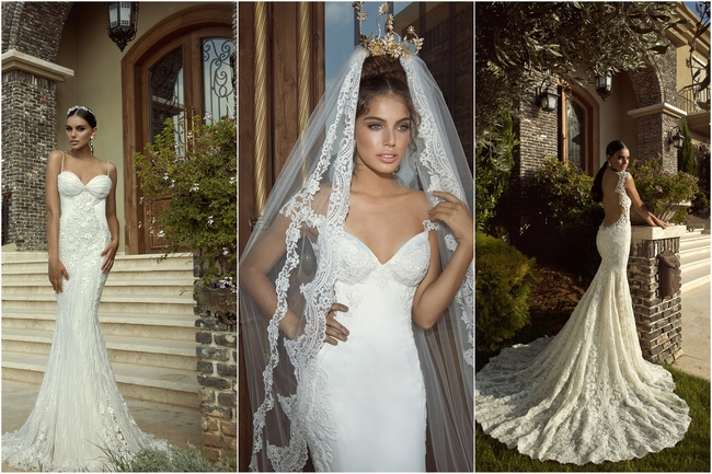 Galia Lahav 2013 Empress Wedding Dress Collection