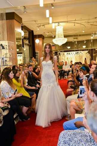 Galia Lahav Haute Couture Empress Wedding Dress