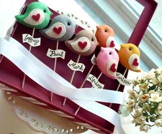 Love Bird Wedding Favor Keepsakes | Gifts Define