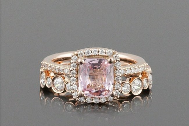 Rose Gold Wedding Bling Trendy Tuesday