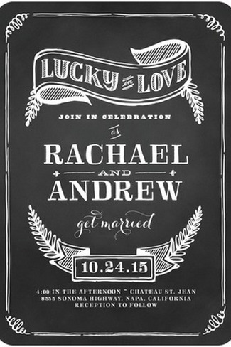 Best Vintage Wedding Invitations