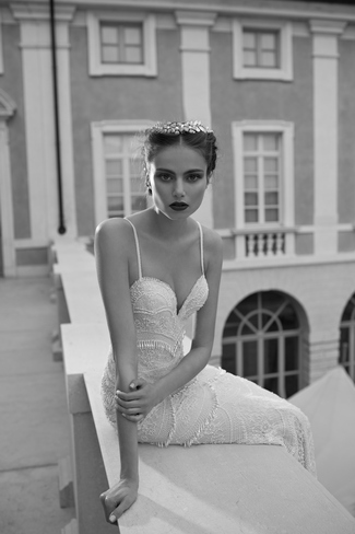Berta Bridal Couture 2014 Winter Collection   Dress 1