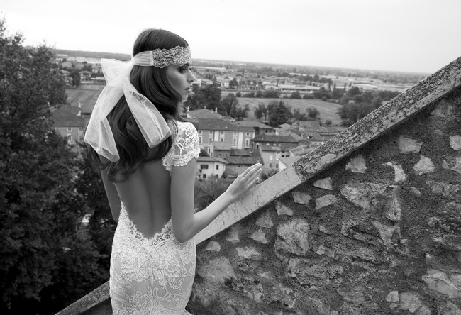 Berta Bridal Couture 2014 Winter Collection   Dress 4