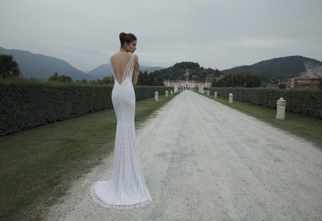 Berta Bridal Couture 2014 Winter Collection   Dress 5