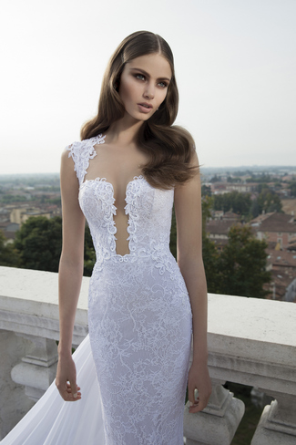 Berta Bridal Couture 2014 Winter Collection   Dress 8