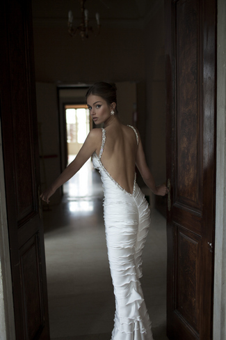 Berta Bridal Couture 2014 Winter Collection   Dress 9