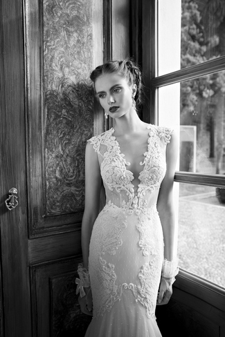 Berta Bridal Couture 2014 Winter Collection | Dress 13