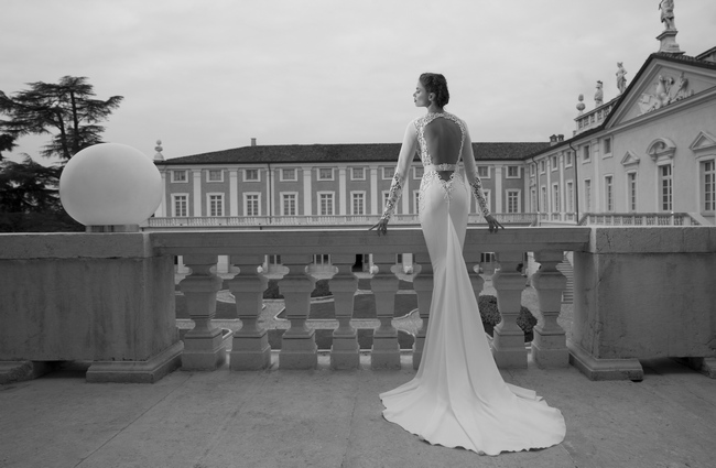 Berta Bridal Couture 2014 Winter Collection   Dress 14