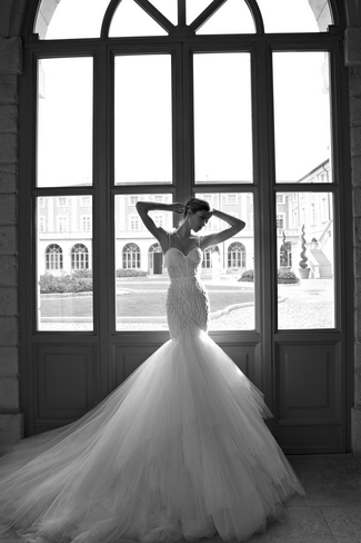 Berta Bridal Couture 2014 Winter Collection   Dress 16