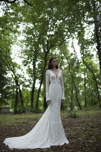 Berta Bridal Couture 2014 Winter Collection   Dress 21