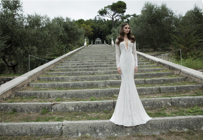 Berta Bridal Couture 2014 Winter Collection   Dress 22