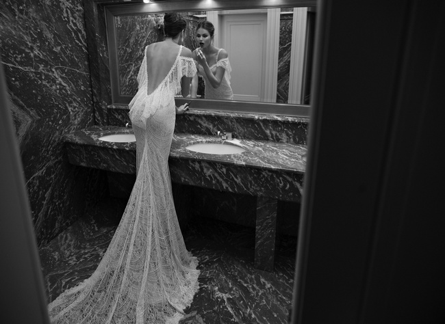 Berta Bridal Couture 2014 Winter Collection   Dress 25