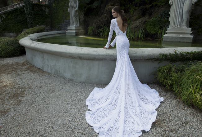 Berta Bridal Couture 2014 Winter Collection   Dress 26