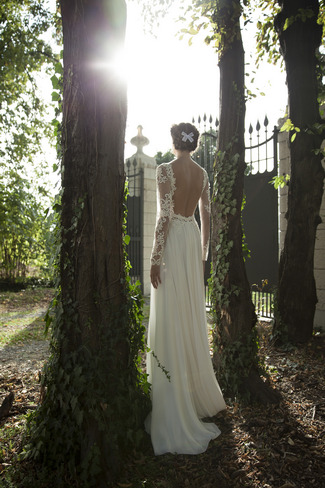 Berta Bridal Couture 2014 Winter Collection | Dress 27