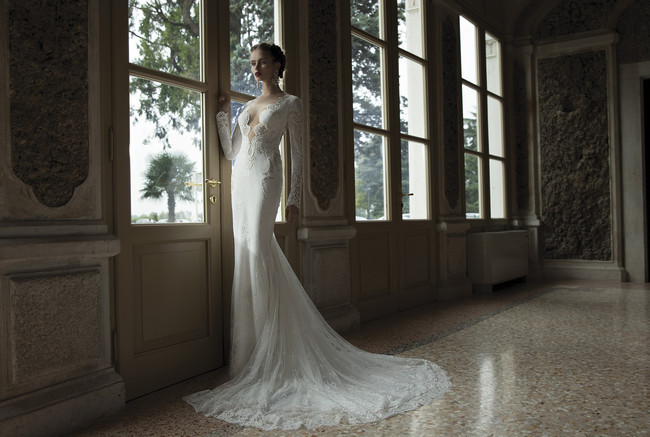 Berta Bridal Couture 2014 Winter Collection   Dress 30