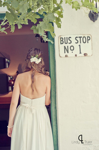 Eco Friendly Karoo Style Garden Wedding, South Africa