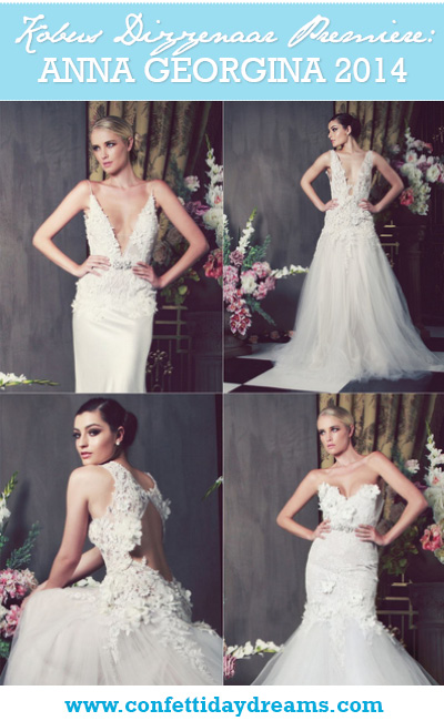 Kobus Dippenaar 2014 Bridal Collection