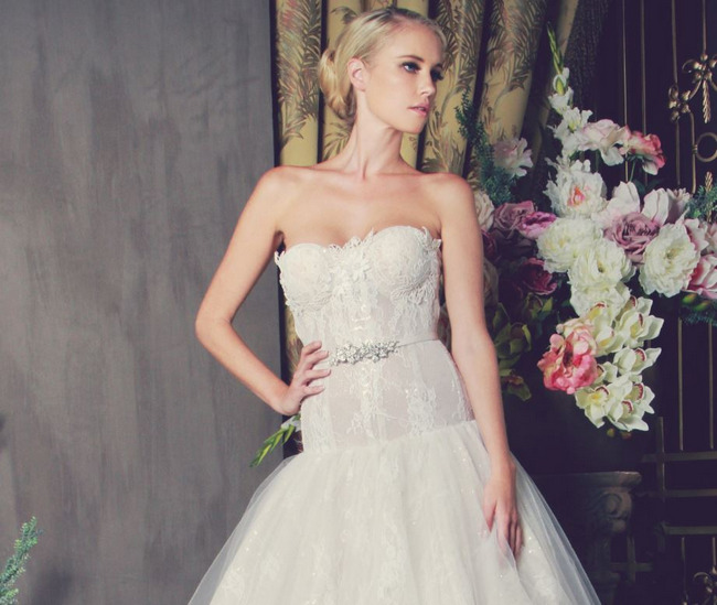 Kobus Dippenaar 2014 Bridal Collection | Aidia