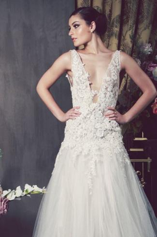 Kobus Dippenaar 2014 Bridal Collection | Linka