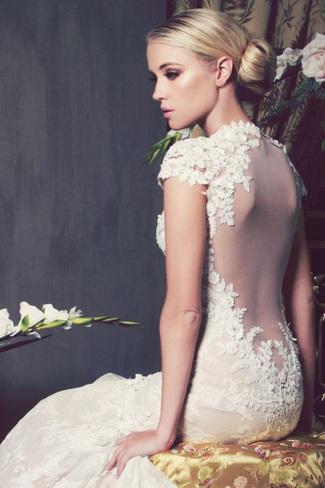 Kobus Dippenaar 2014 Bridal Collection | Tanika